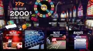 Bahisnow Casino ve Canlı Casino