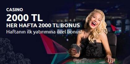 Bonus Veren Casino Sitesi Bahisnow